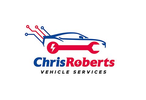Chris Roberts Vehicle Services Logo