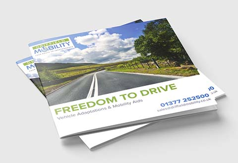 Driffield Mobility brochure