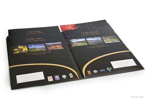 Heron Lakes brochure pack