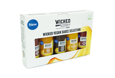 Tesco Wicked Gift Box