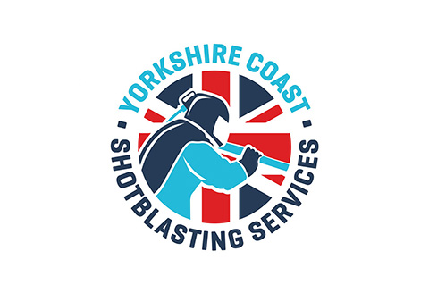 Yorkshire Coast Shotblasting Services Logo