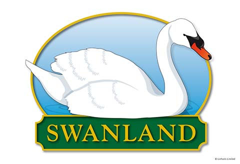 Swanloand signage